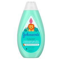 JOHNSON'S® Acondicionador No Más Tirones para Niños
