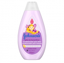 JOHNSON'S® Gotas de Fuerza Acondicionador para Niños