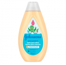 JOHNSON'S® Pure Protect Gel para Niños