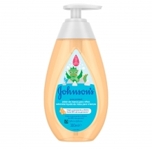 JOHNSON'S® Pure Protect Gel de Manos para Niños