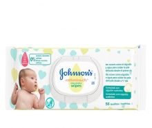 JOHNSON'S® Cottontouch™ Toallitas