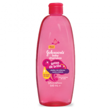 JOHNSON'S® Baby Champú Gotas de Brillo