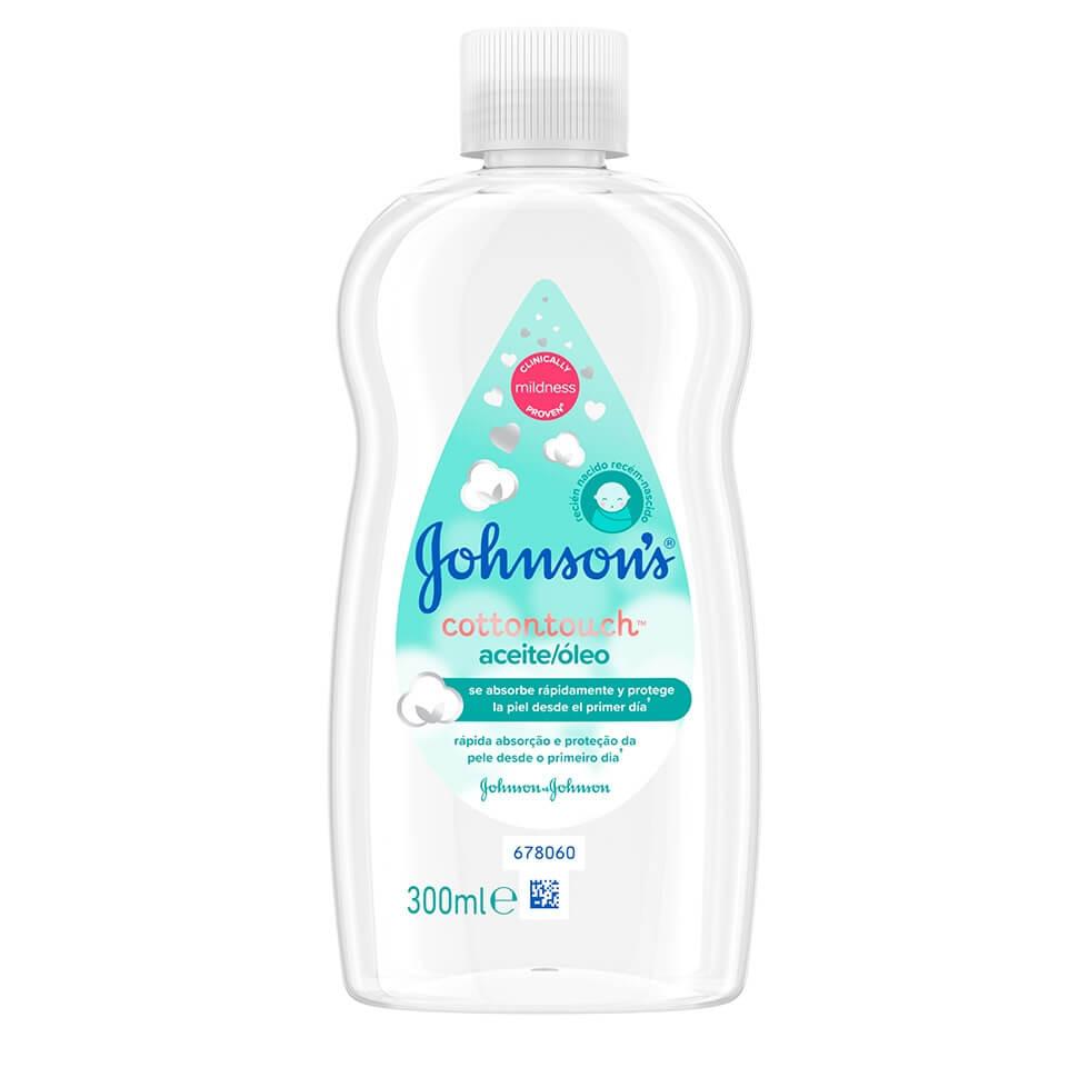JOHNSON'S® Cottontouch™ Aceite