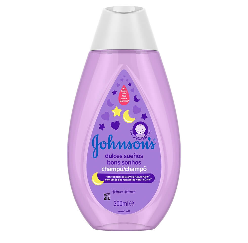 JOHNSON'S® Baby Champú Dulces Sueños