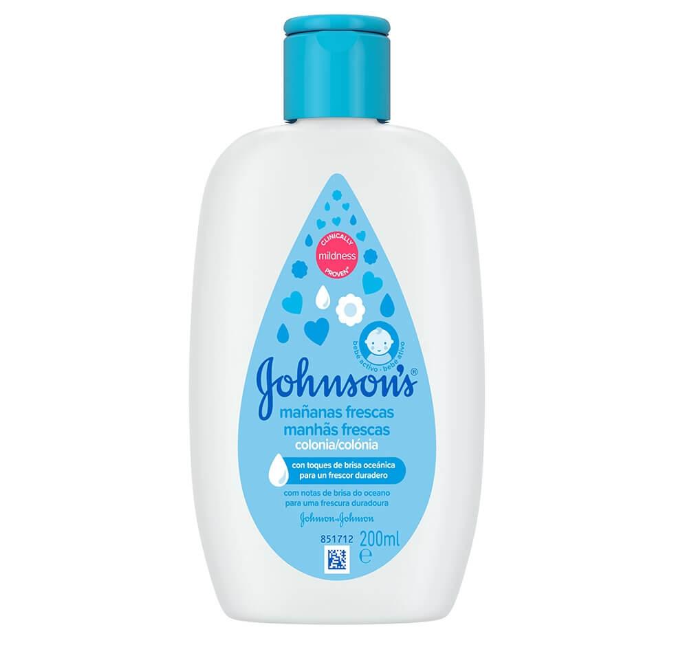 JOHNSON'S® Colonia Suave para Bebés Mañanas Frescas
