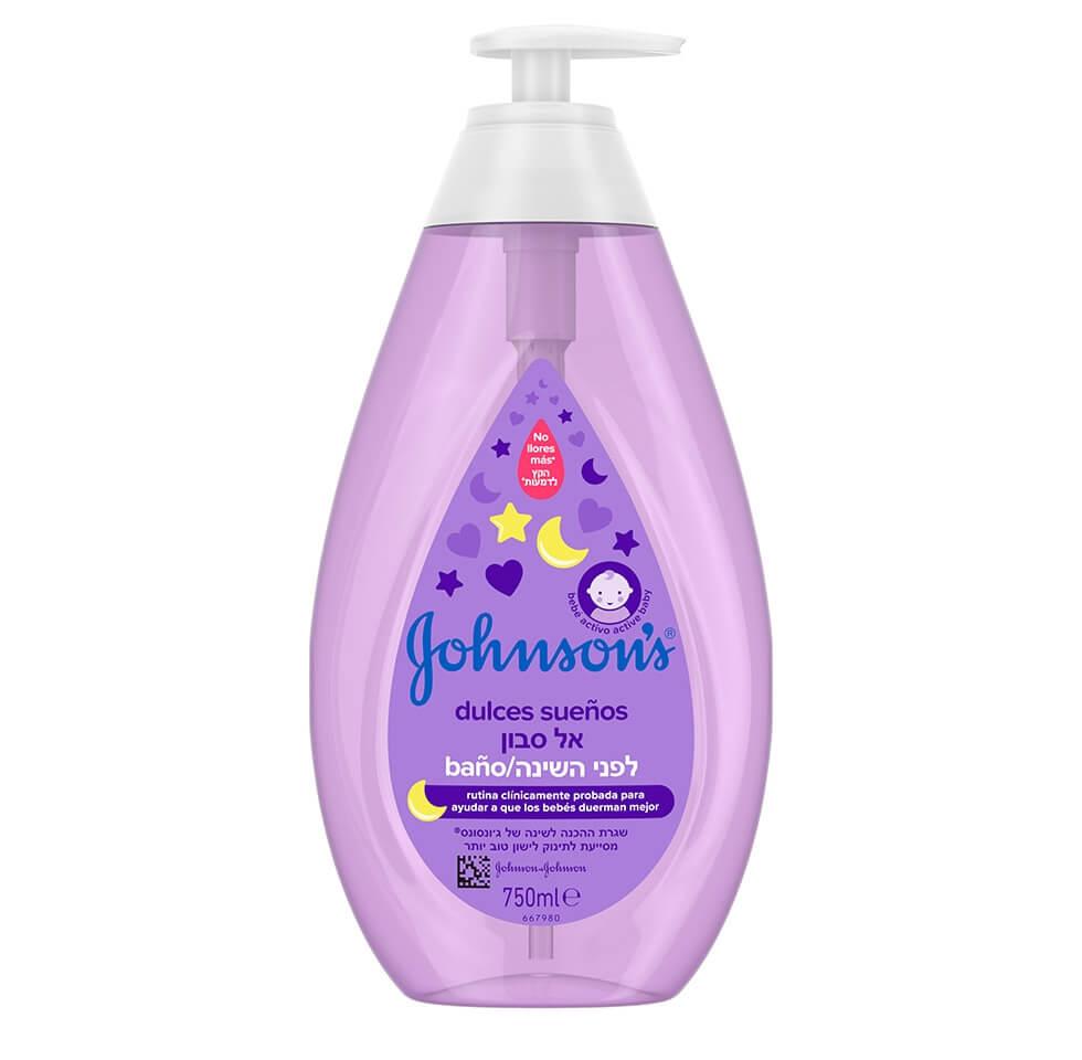 JOHNSON'S® Baby Baño Dulces Sueños®