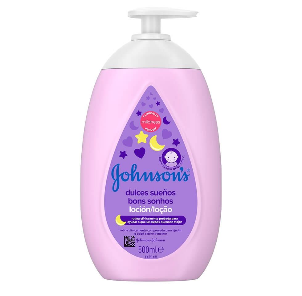 JOHNSON'S® Baby Loción Dulces Sueños®